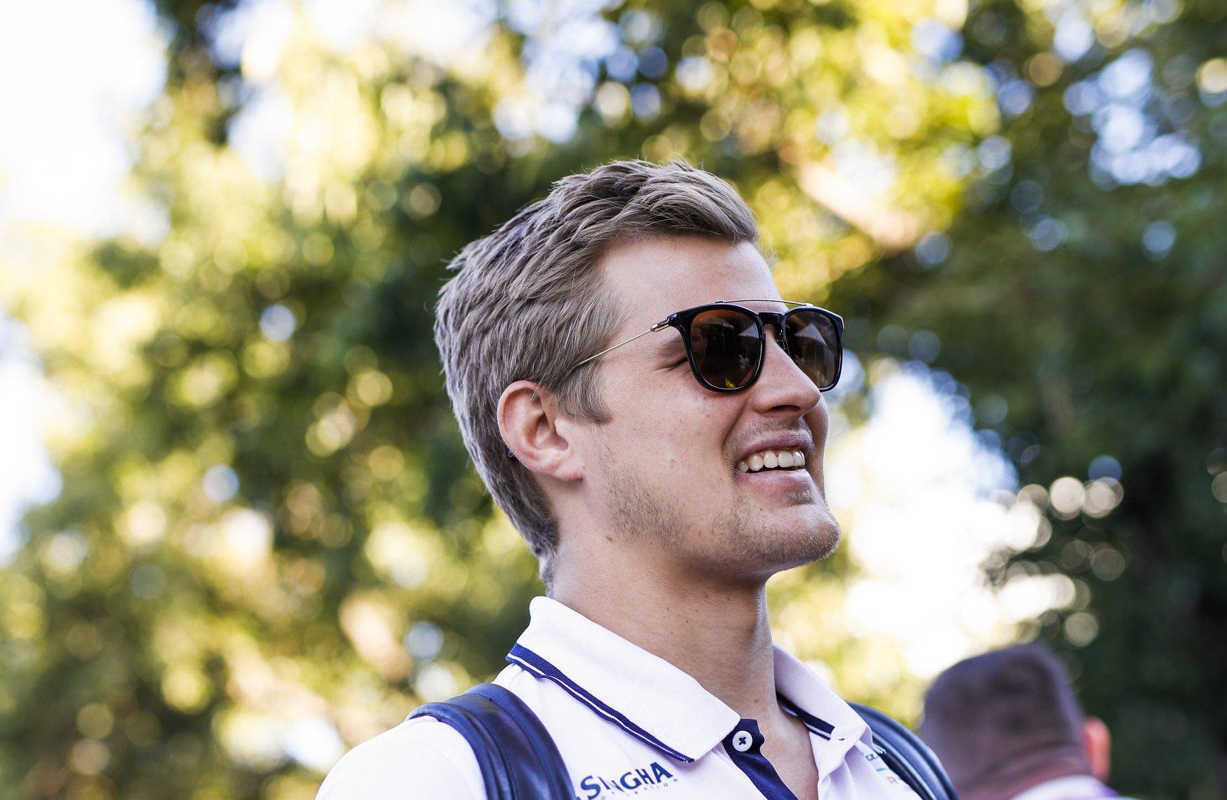 M. Ericssonas grįš prie F-1 bolido vairo