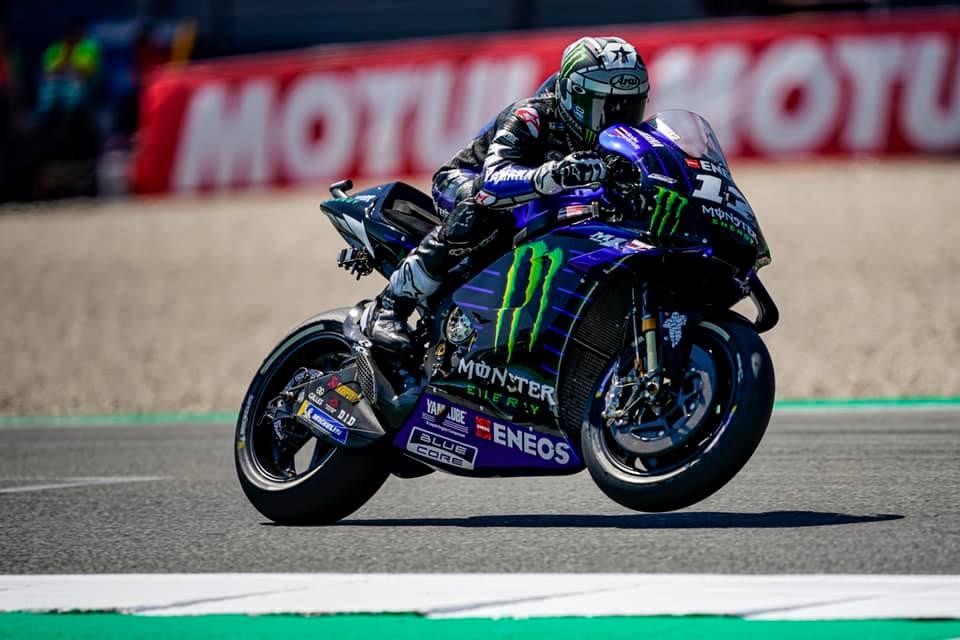 MotoGP. Assene - pirmoji sezone M. Vinaleso pergalė