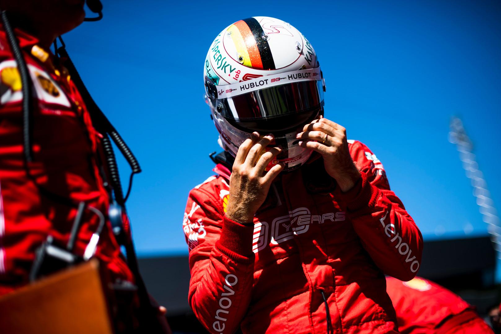 R. Schumacheris: S. Vettelis gali prarasti prioriteto teisę