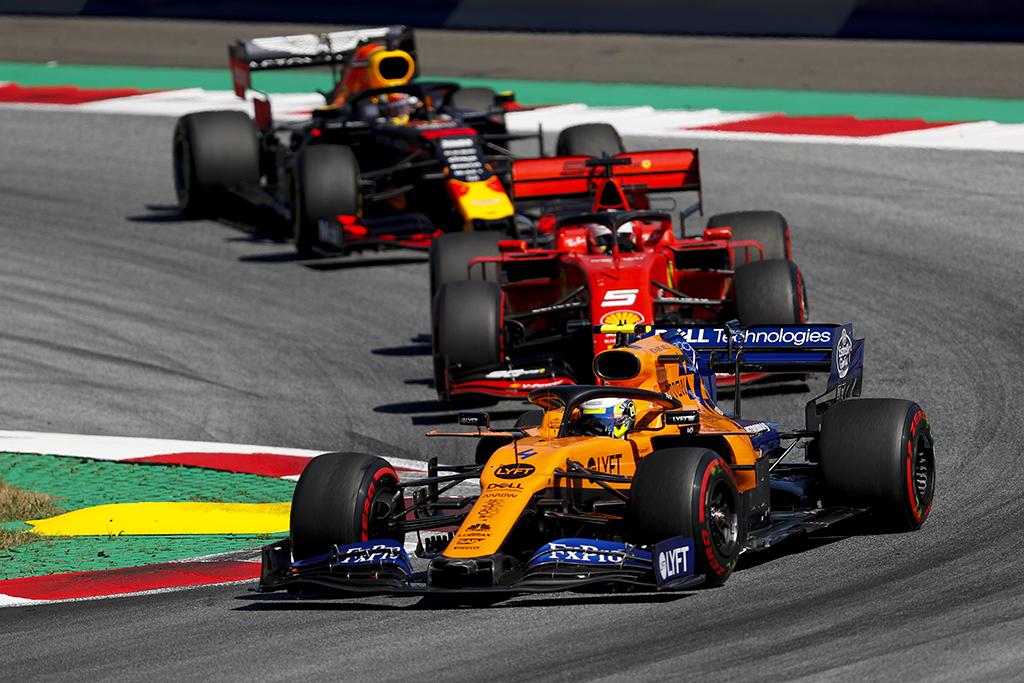 """L. Norrisas tikisi, kad ateityje """"McLaren"""" bus pajėgi kovoti su """"Red Bull"""""""