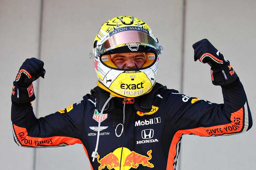 C. Horneris: M. Verstappenas geresnis lenktynininkas, nei L. Hamiltonas