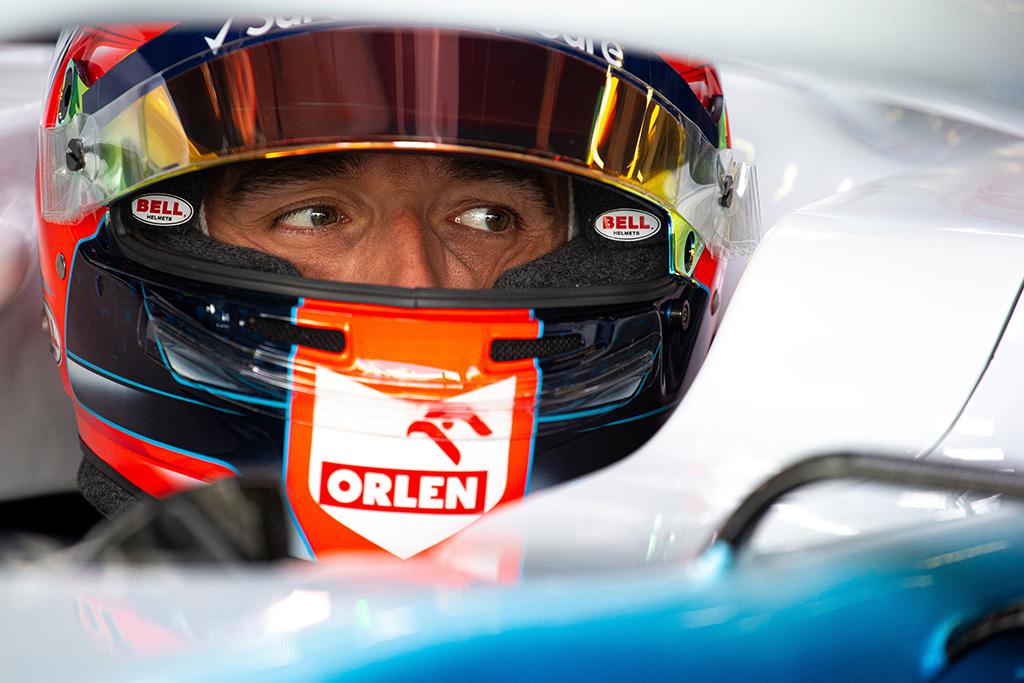 """R. Kubica kitąmet gali atsidurti """"Haas"""" komandoje"""