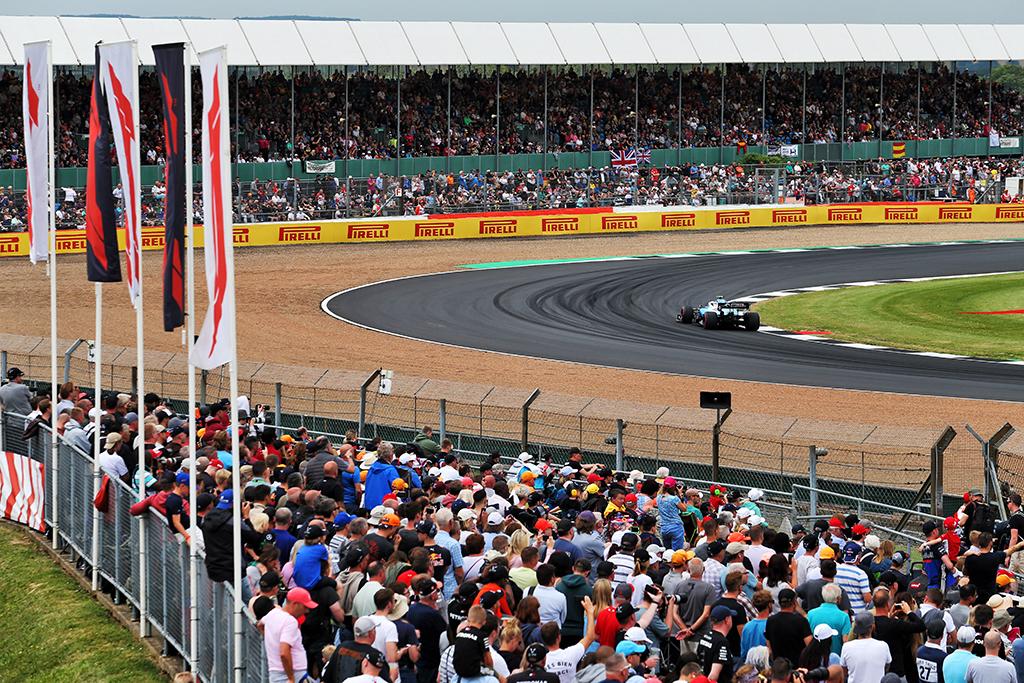 Didžiosios Britanijos GP: lenktynės (tiesiogiai)