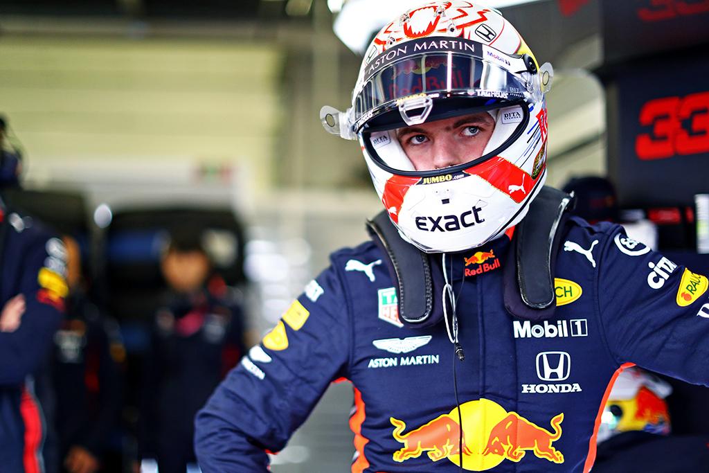 M. Verstappenas: esame arčiau lyderių, nei gali pasirodyti