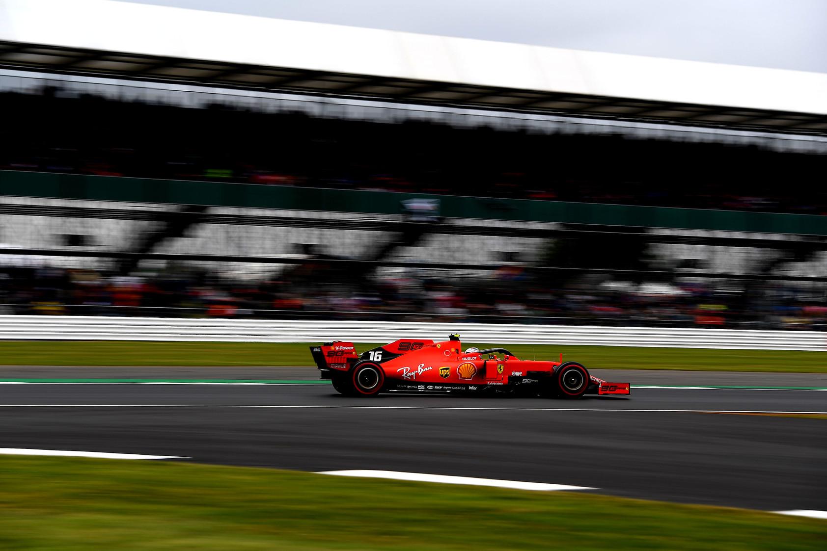 C. Leclercas: šios lenktynės man patiko labiausiai