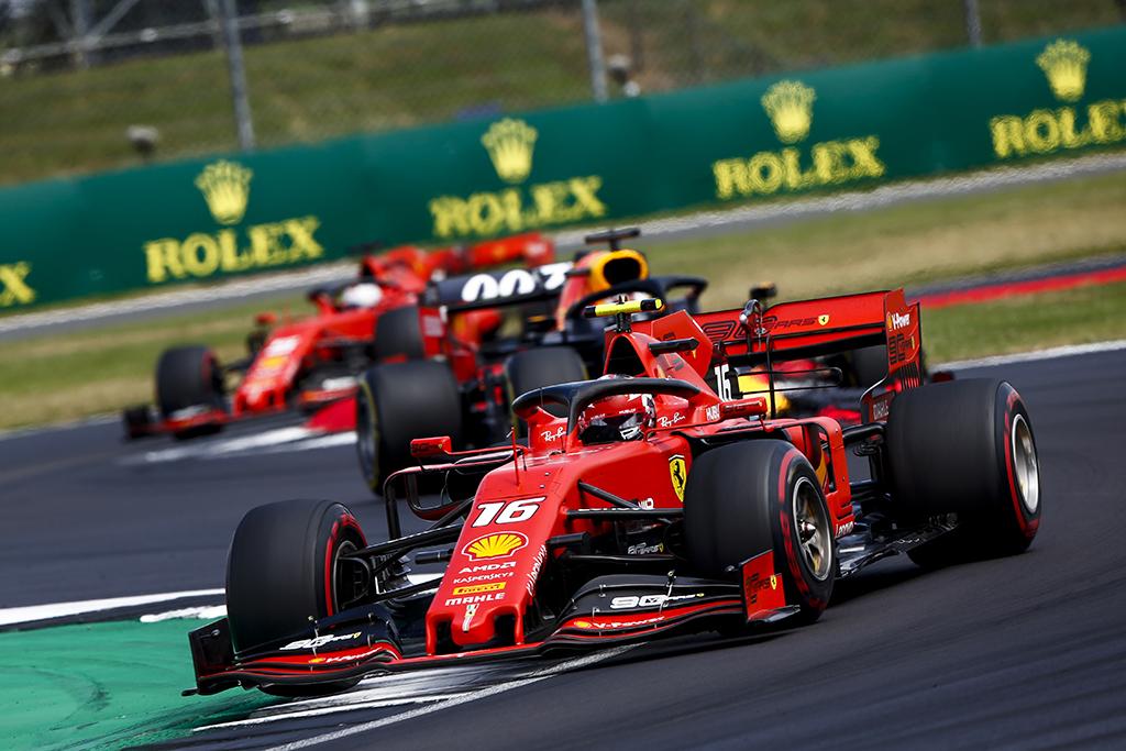 """C. Leclercas: """"Formulėje-1"""" esu tam, kad aplenkčiau S. Vettelį"""