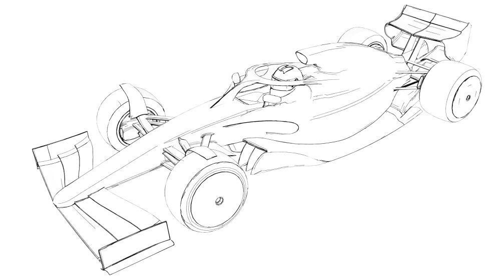 """Pirmųjų 2021 m. bolido bandymų metu pasiekti """"išskirtiniai rezultatai"""""""