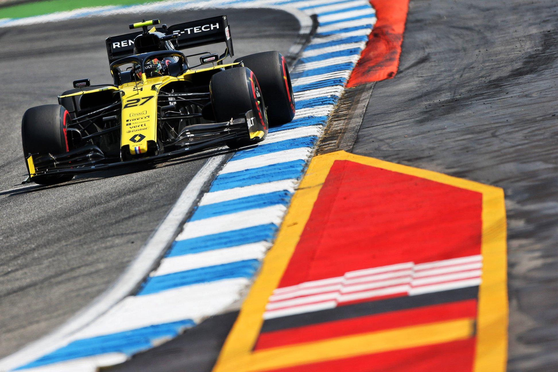 """N. Hulkenbergas pakomentavo išėjimą iš """"Renault"""""""
