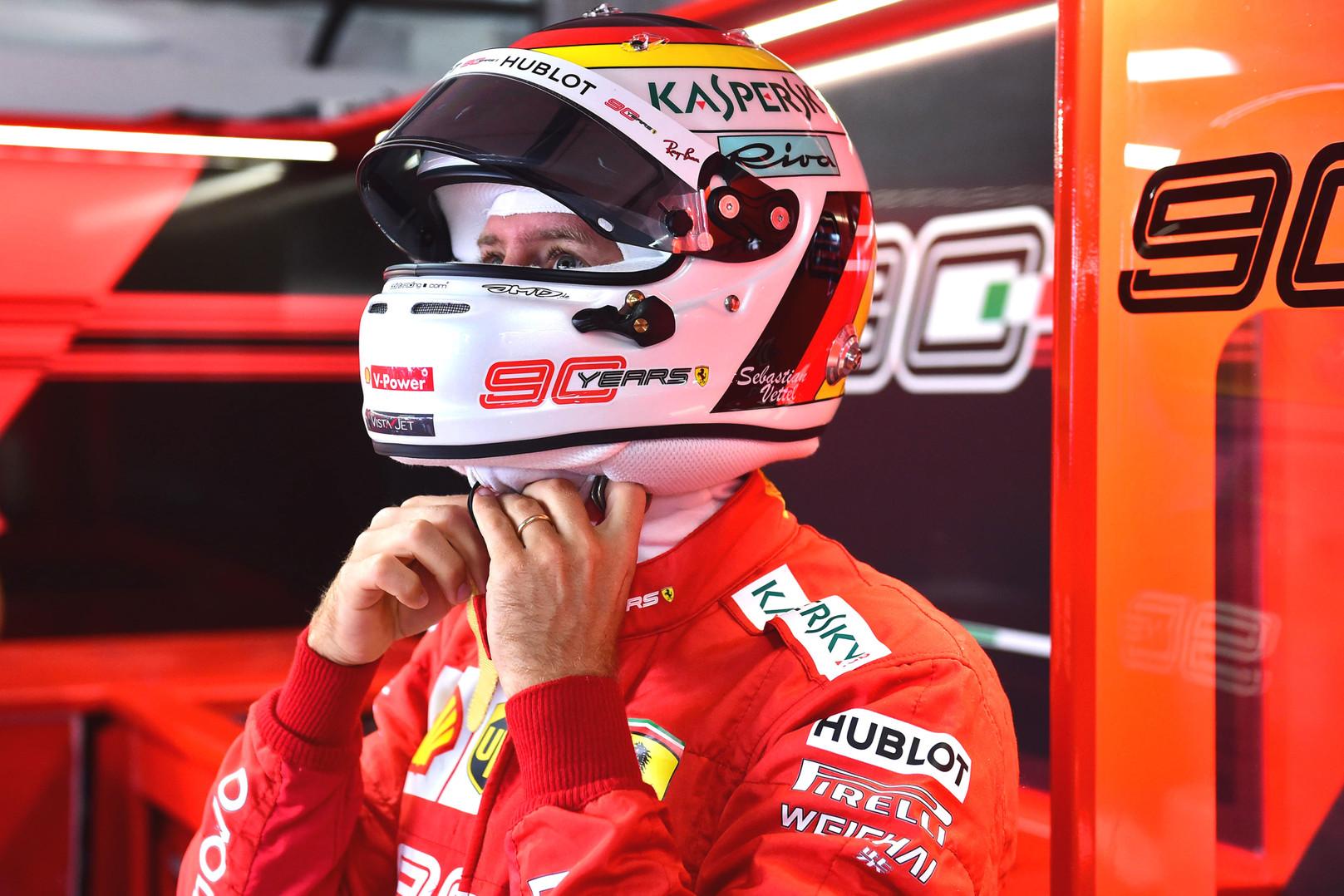 """S. Vettelis žada sugrįžti į """"Red Bull""""?"""