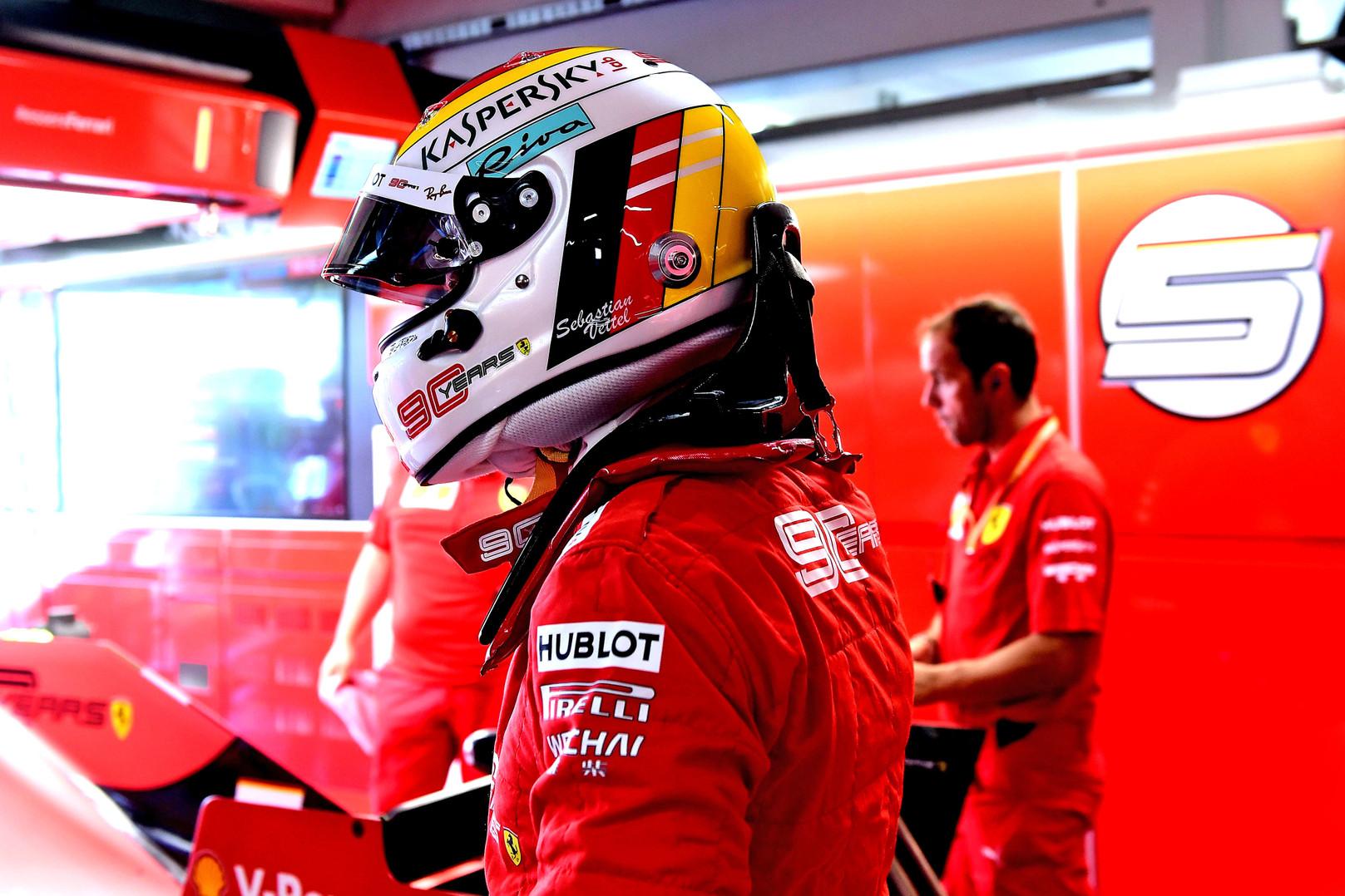 S. Vettelis: F-1 be klasikinių trasų atrodytų kvailai