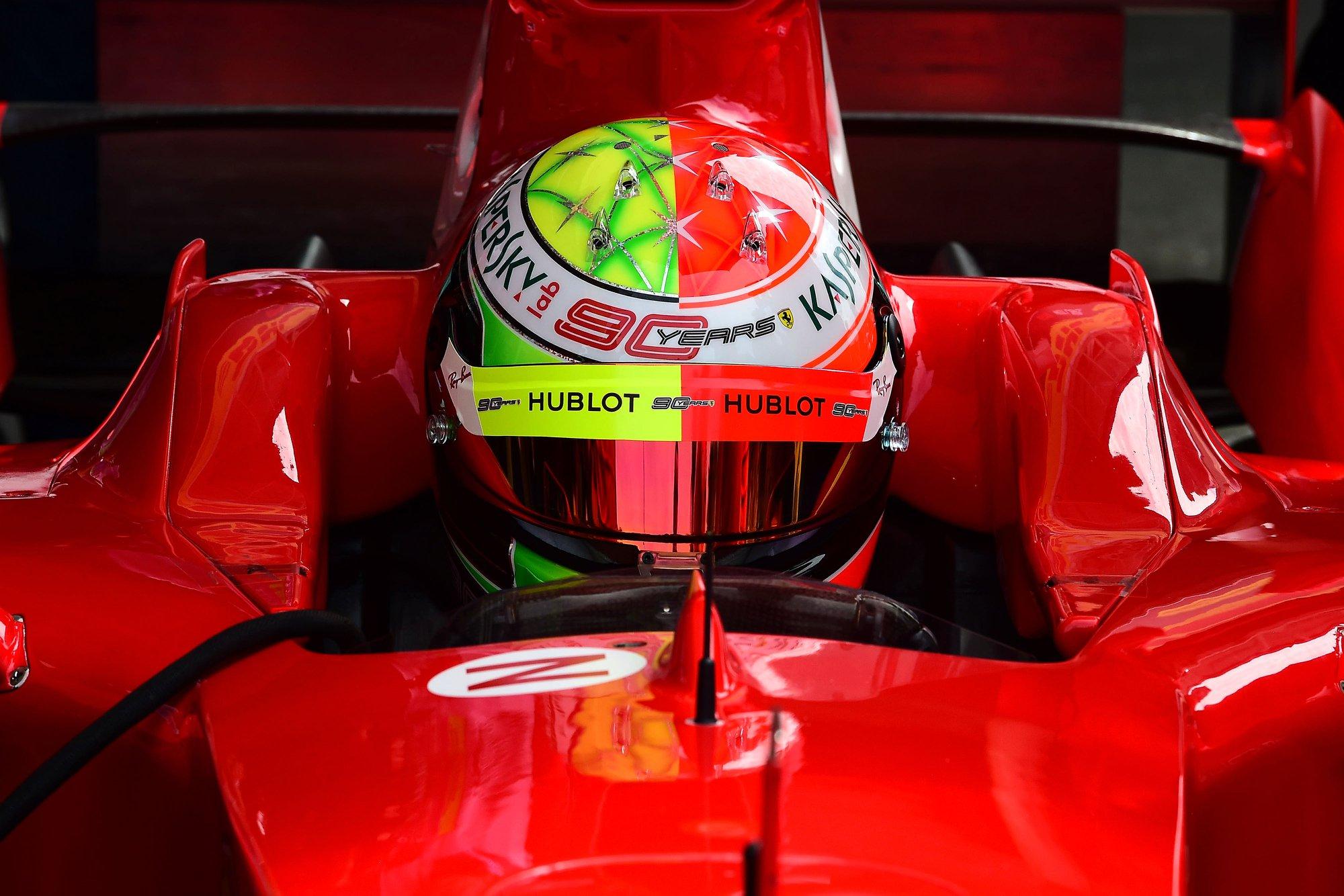 M. Schumacheris dalyvaus Eifelio GP treniruotėje