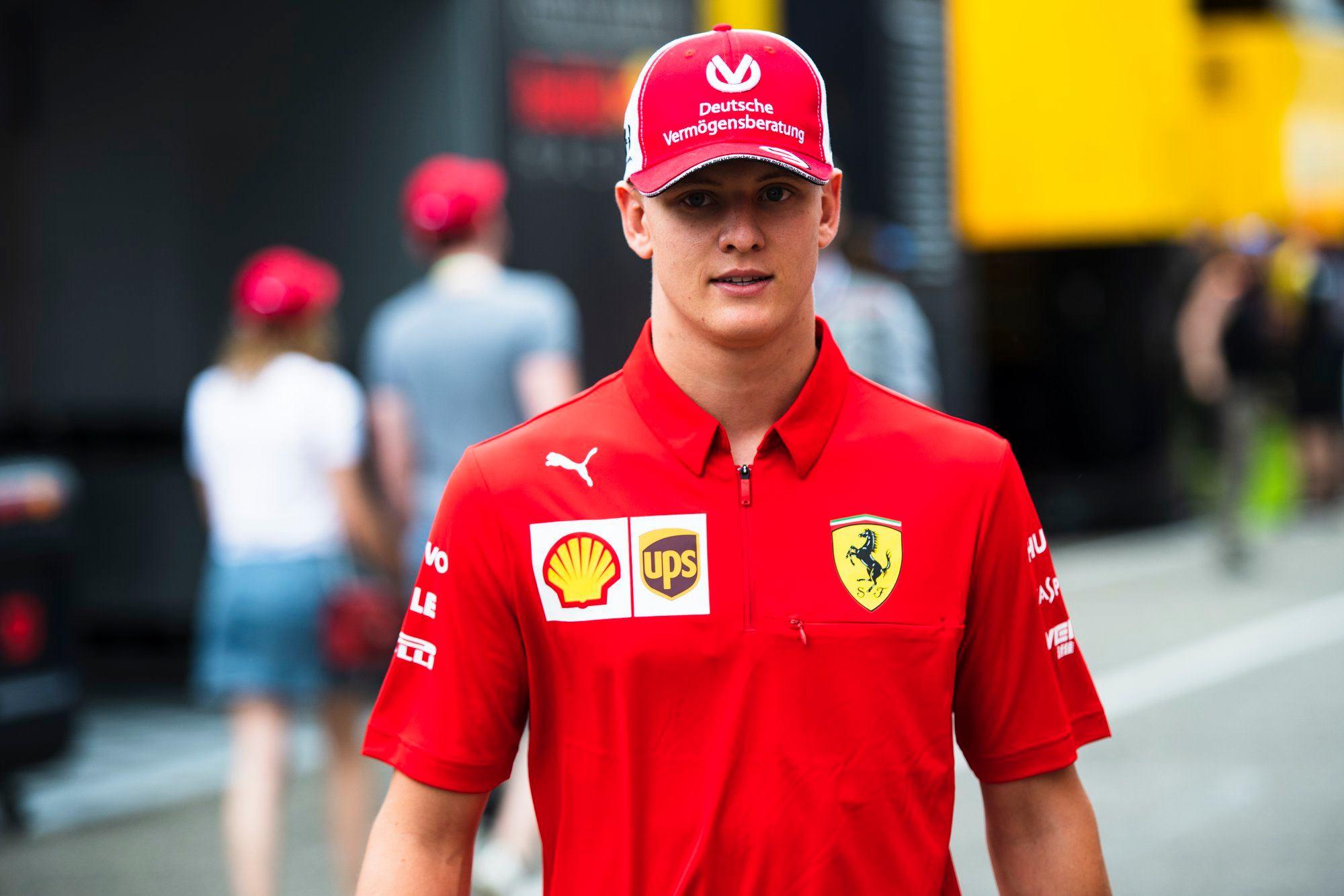 Debiutavęs F-1, M. Schumacheris tikisi pagerinti ne vieną rekordą