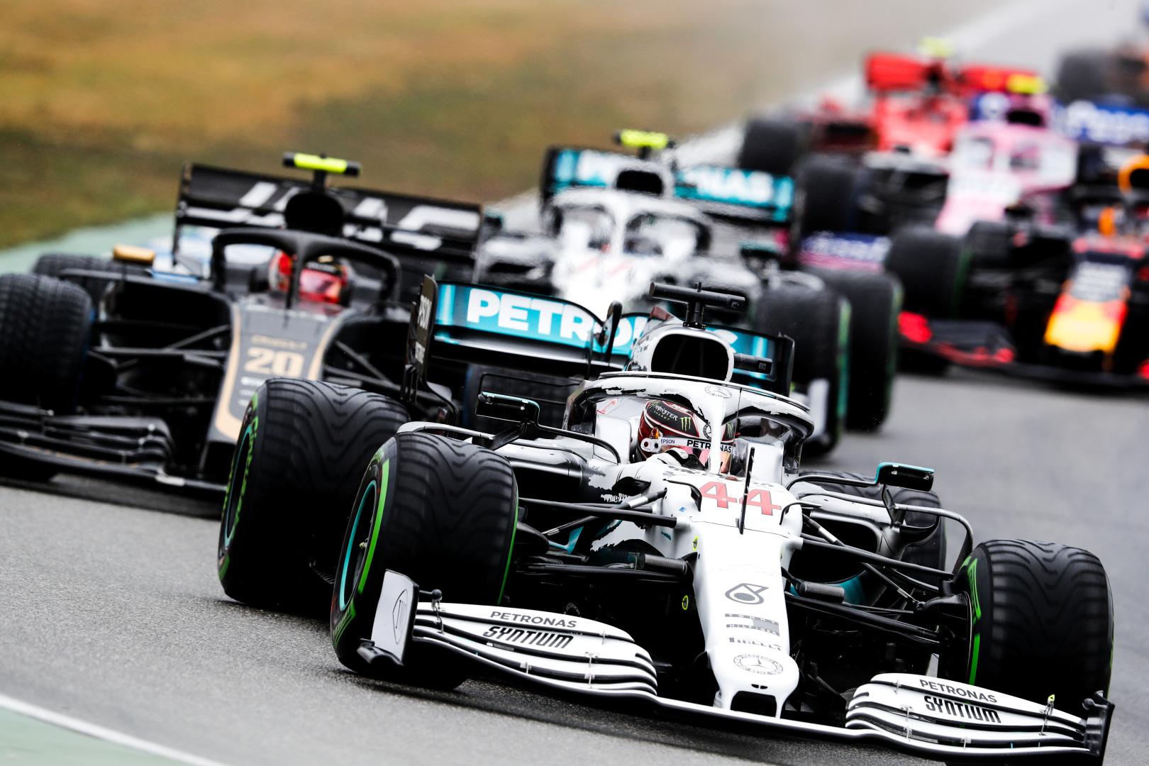 R. Brawnas: įdomios lenktynės - geriausias atsakas išsakytai kritikai