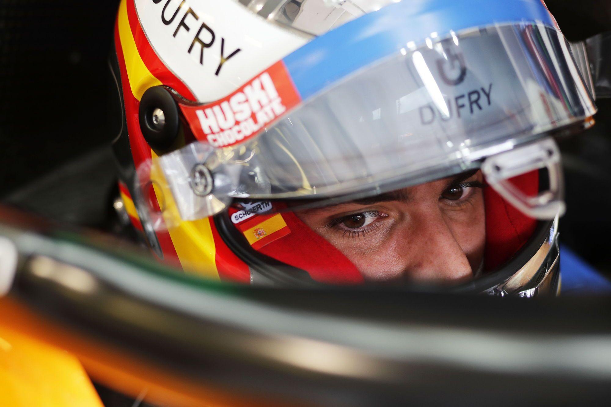 C. Sainzas abejoja, kad dalyvavimas virtualiose lenktynėse varžovams suteikia pranašumą