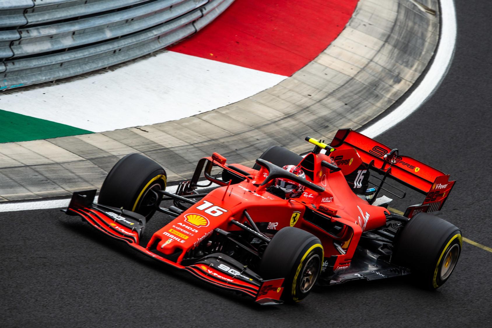 Ketvirtą vietą iškovojęs C. Leclercas: man labai pasisekė