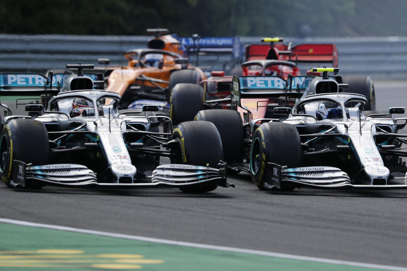 Lewisas Hamiltonas: komanda priėmė protingą sprendimą
