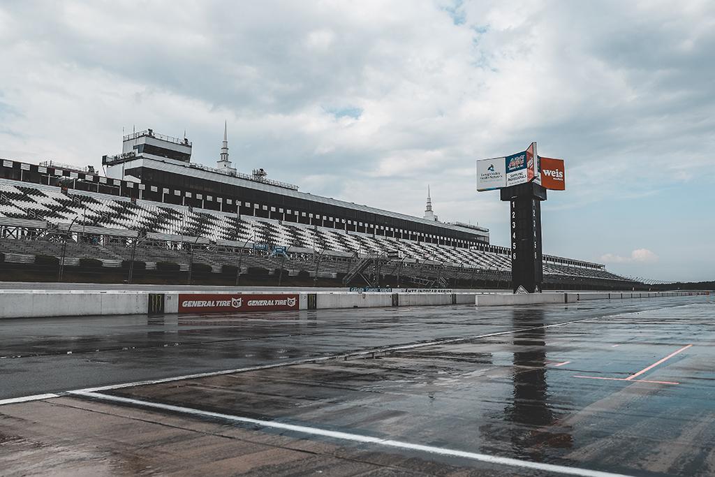 IndyCar. Pocono trasoje kvalifikacija atšaukta dėl prasto oro