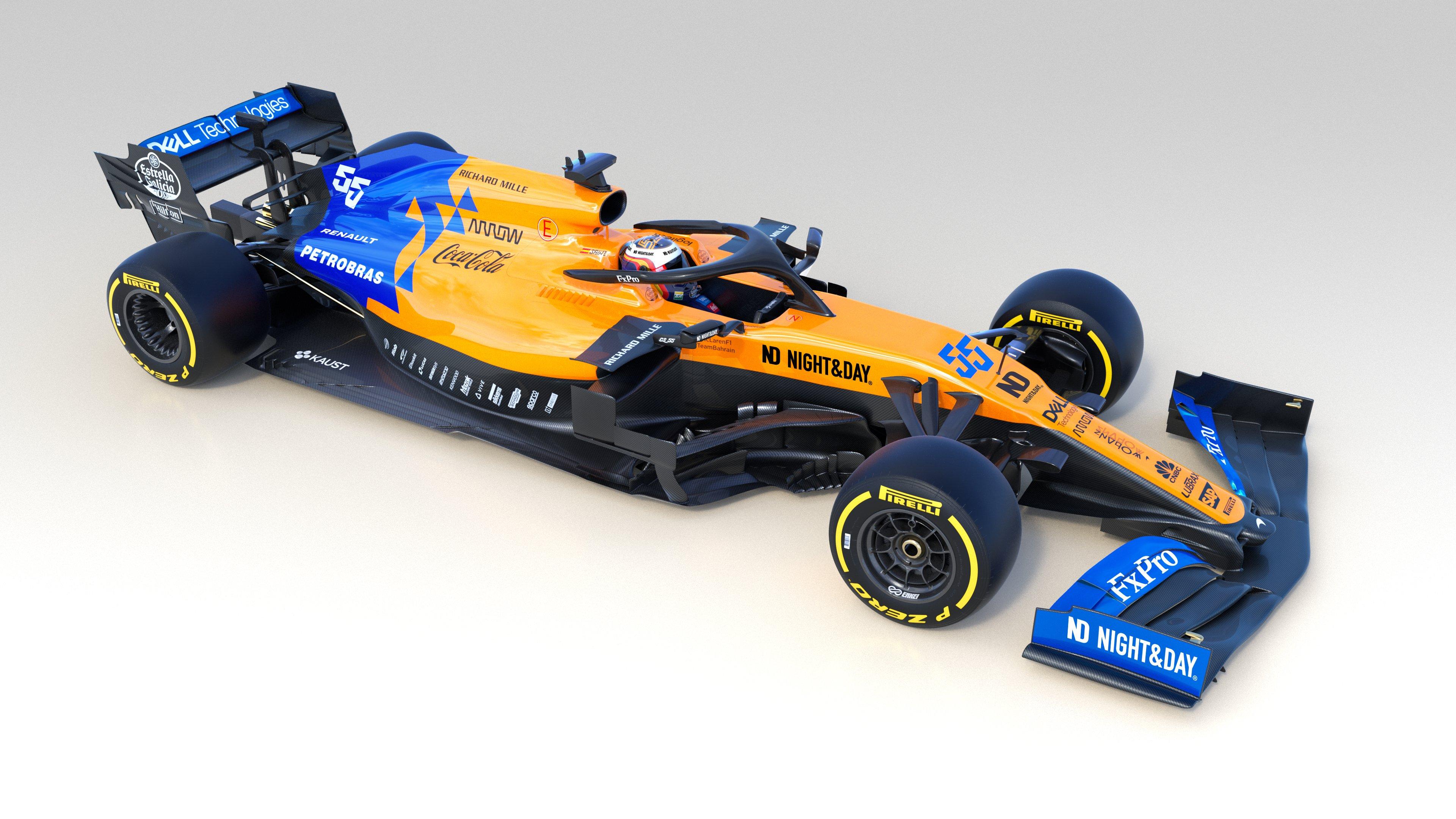 """""""McLaren"""" pakoregavo bolido išdažymą"""