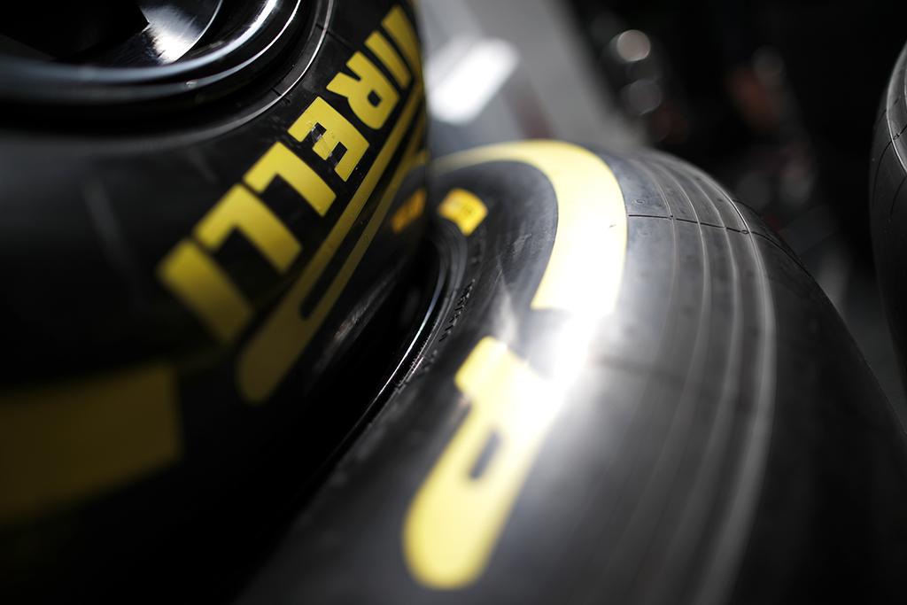 """""""Pirelli"""" parinko padangas pirmiems aštuoniems etapams"""