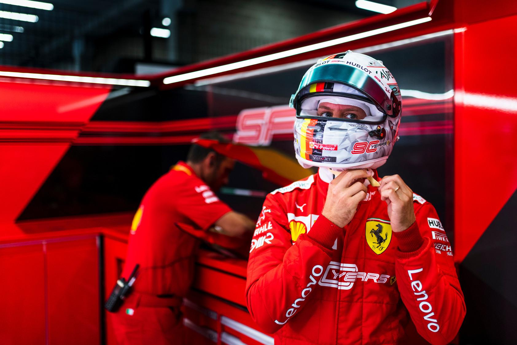 N. Rosbergas: Vargšas Vettelis, Belgijoje atrodė kaip Barrichello