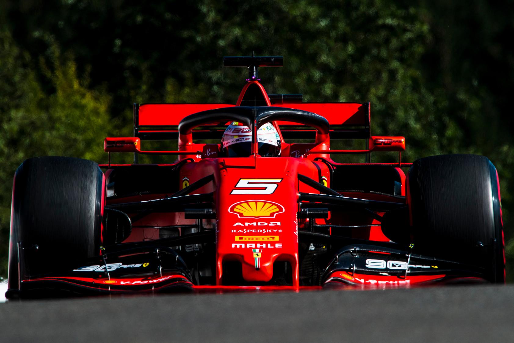 Belgijos GP: greičiausi ratai