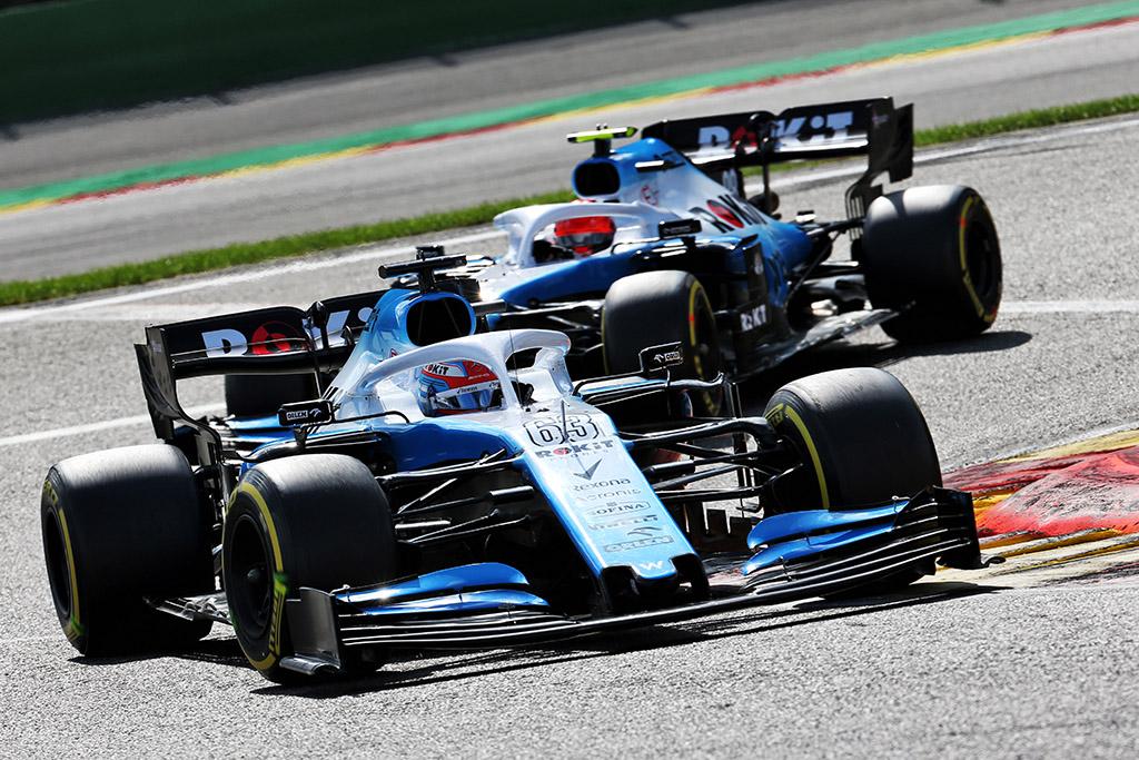 """""""Williams"""" """"Mercedes"""" jėgaines naudos iki 2025 metų pabaigos"""
