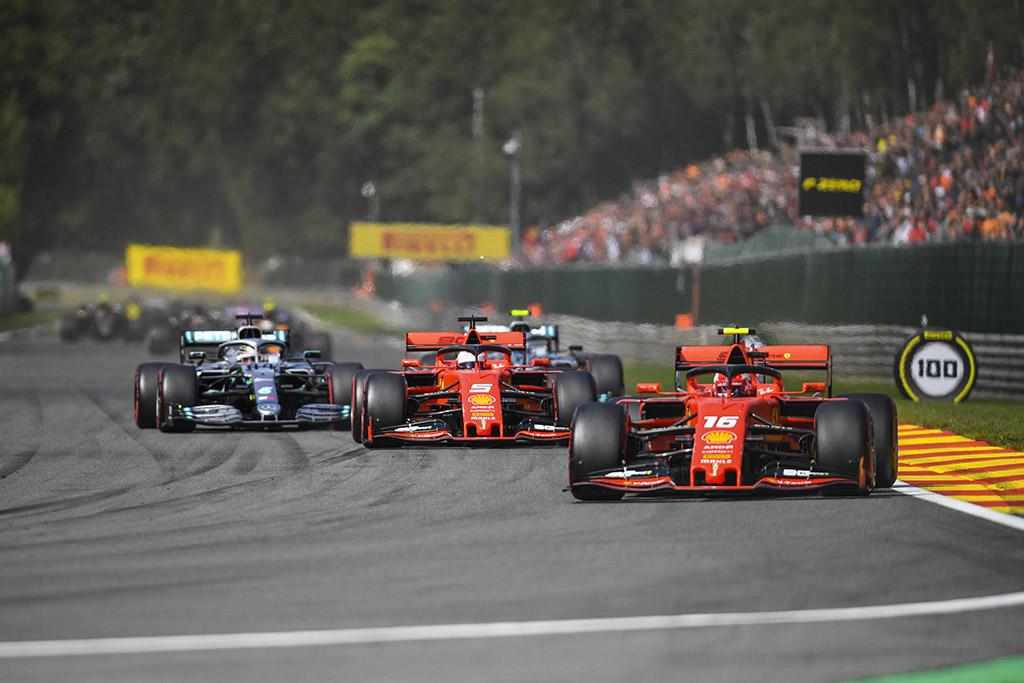 Italijos GP: penktadienio treniruotė Nr.2