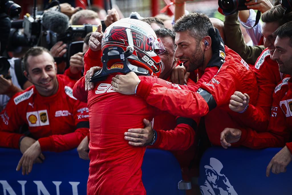 L. Hamiltonas: C. Leclercui tai galėjo būti trečioji pergalė
