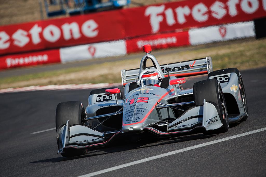 IndyCar. Portlande antrąją pergalę iškovojo W. Poweris
