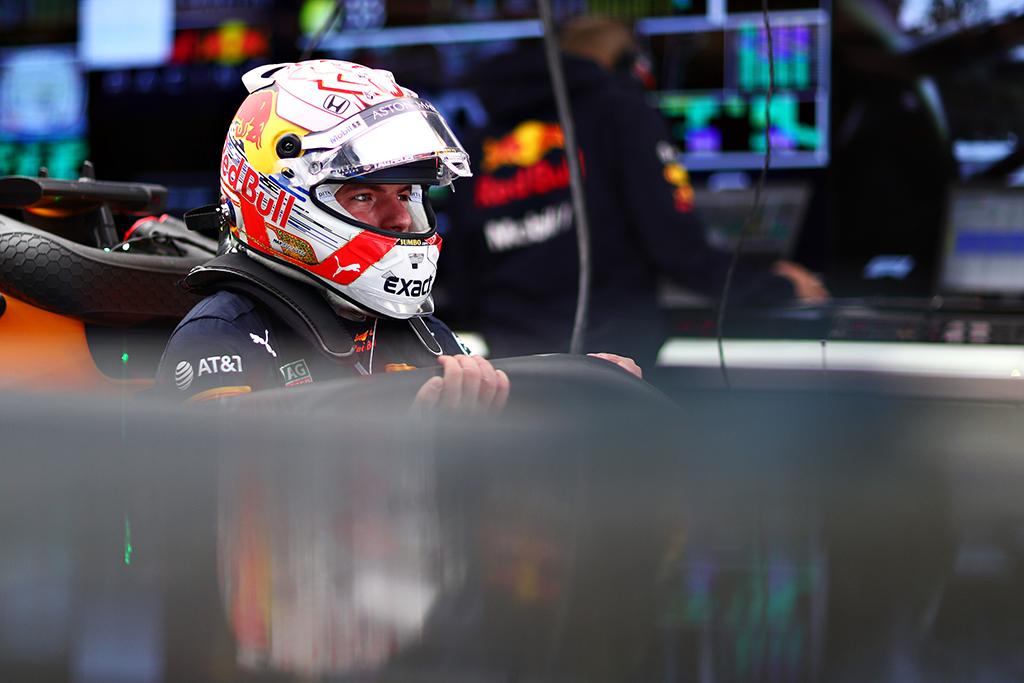 M. Verstappenas: situacija su D. Ricciardo komandoje buvo ideali