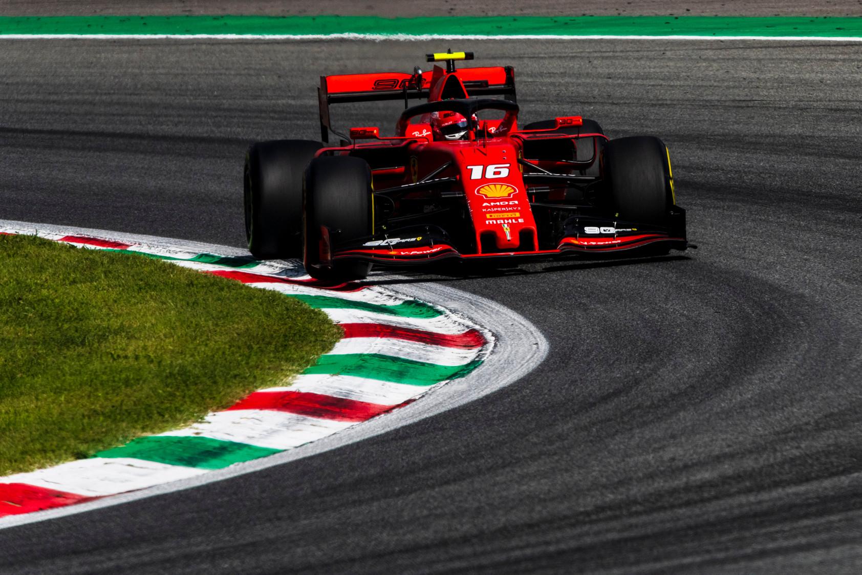 M. Brundle: iš Leclerco galima laukti siurprizų