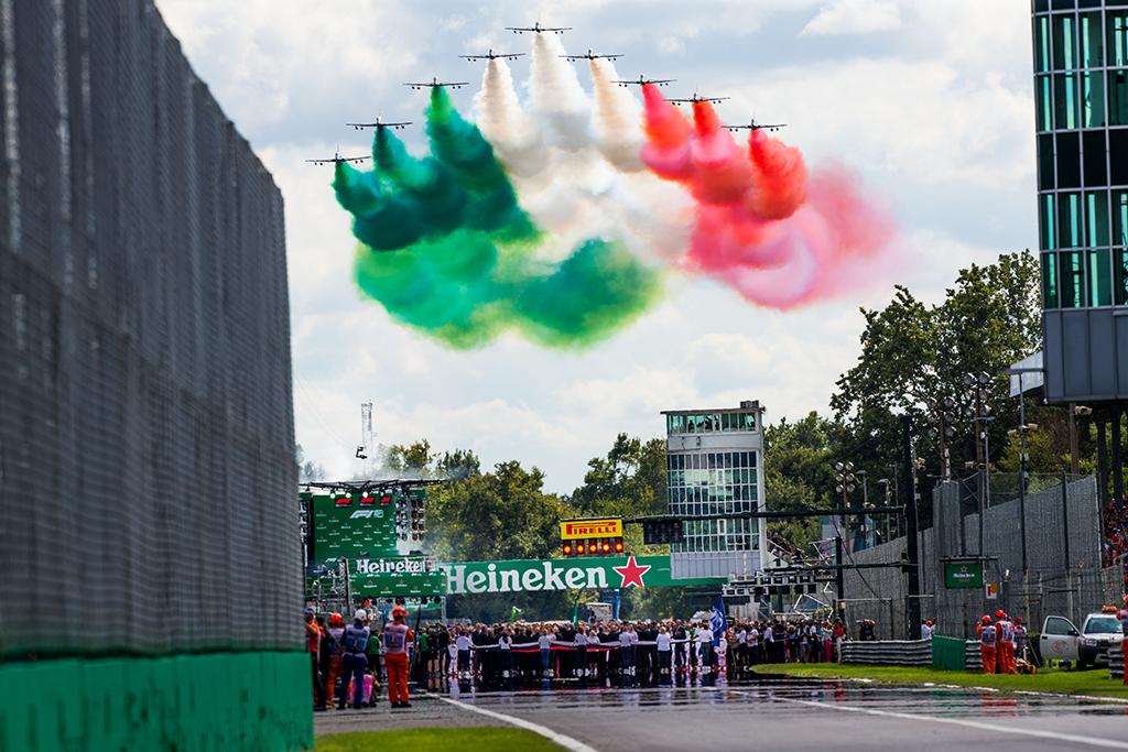 A. S. Damiani: esame tikri, kad lenktynės Monzoje šį sezoną įvyks