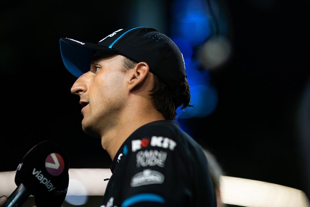 "R. Kubica – arti kontrakto su ""Racing Point"""
