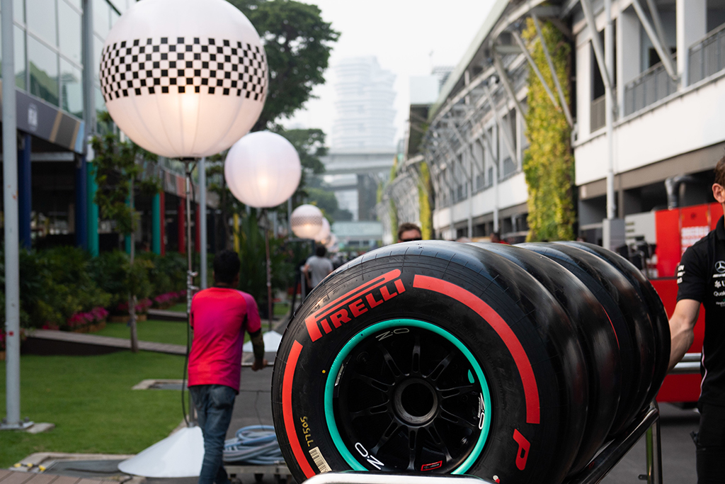 """""""Pirelli"""" pasiruošę apsispręsti su 2020 metų padangomis"""