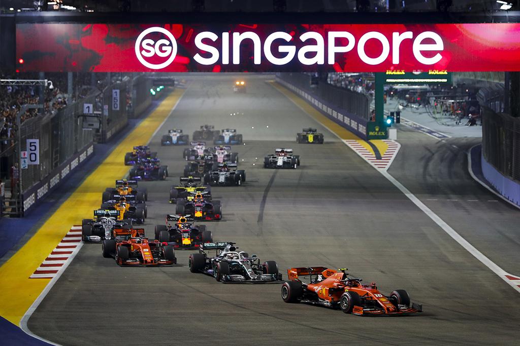Singapūro GP organizatoriai nenori rengti lenktynių be žiūrovų