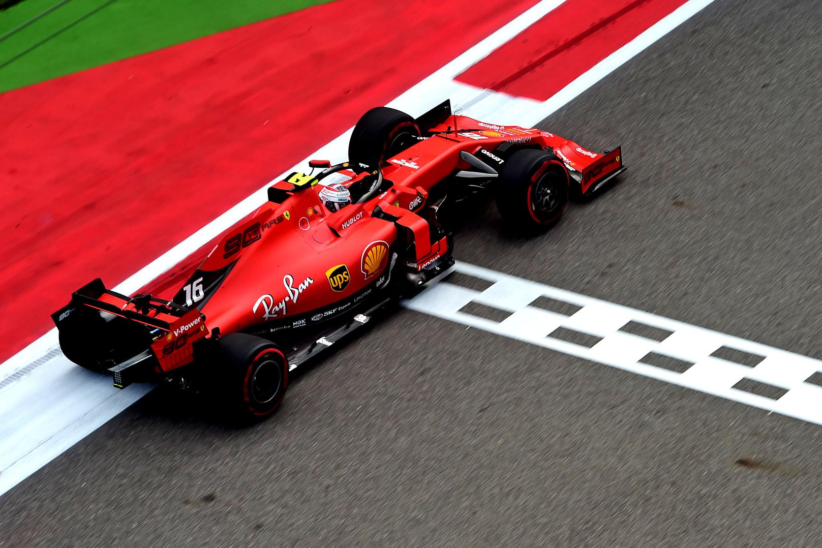 """""""Ferrari"""" likusioms sezono lenktynėms didesnių atnaujinimų neplanuoja"""
