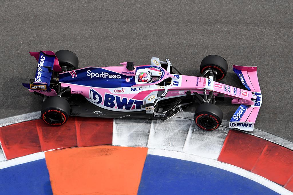 """""""Racing Point"""" tikslas artėjantį sezoną - ketvirtoji vieta konstruktorių įskaitoje"""