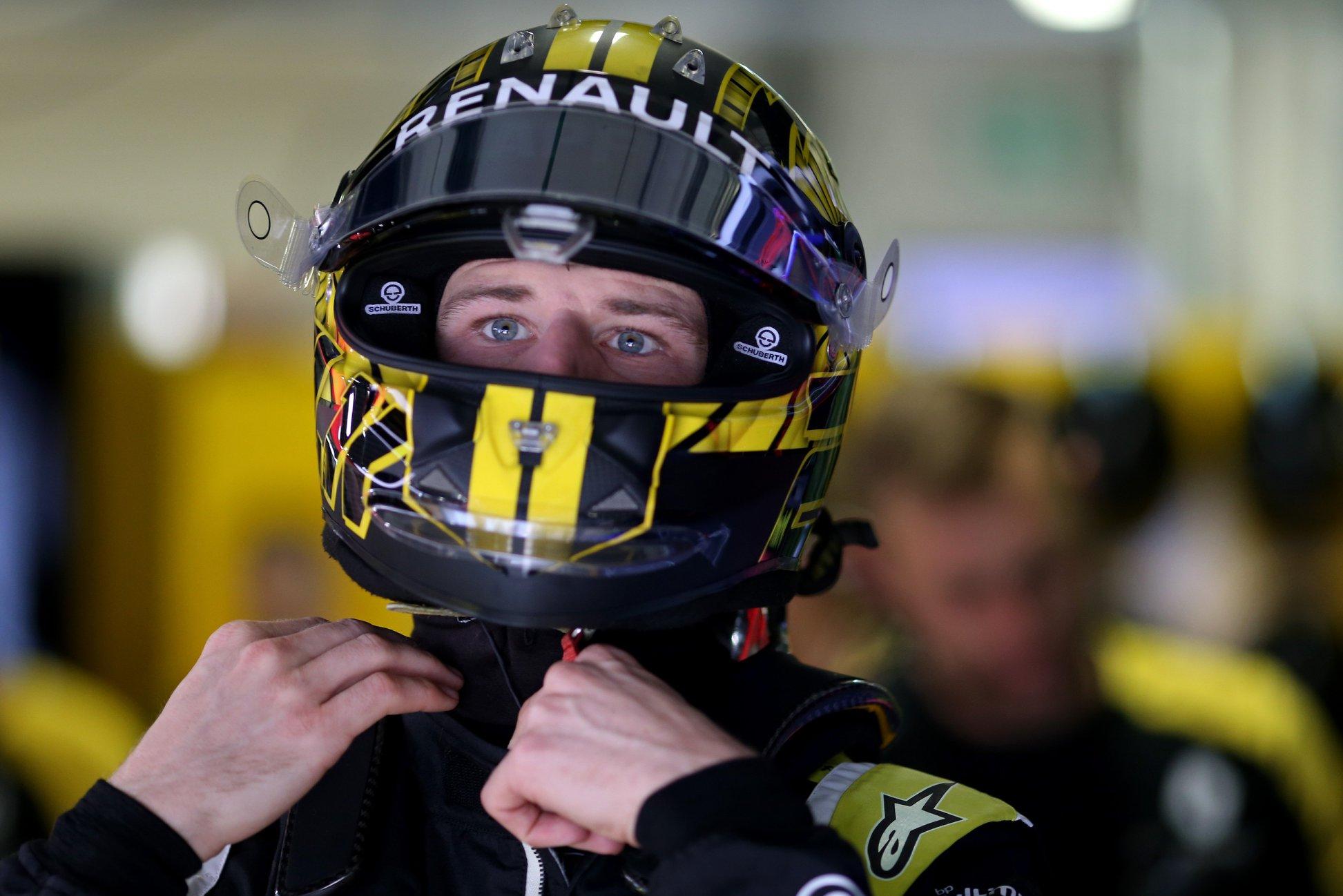 """N. Hulkenbergas neigia pasirašęs sutartį su """"Formulės-E"""" komanda"""