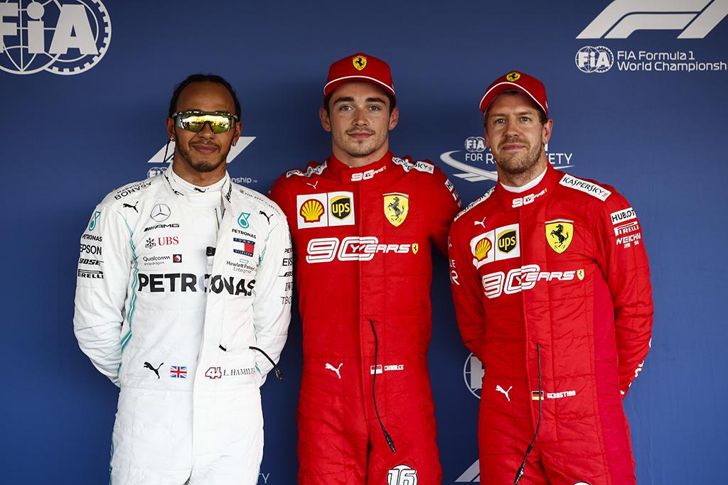 "M. Webberio prognozė: 2020 m. čempionais taps L. Hamiltonas ir ""Ferrari"""