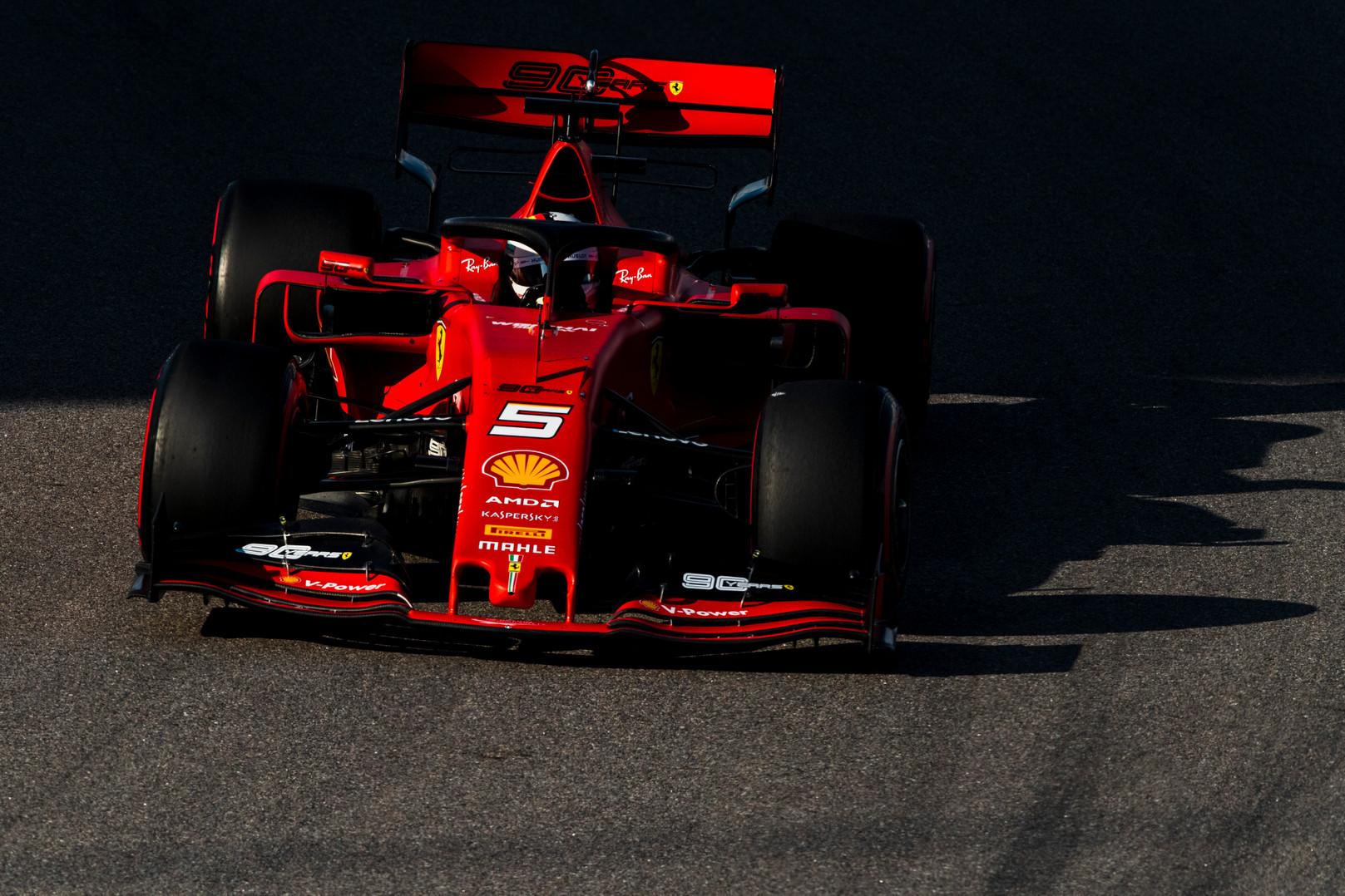 S. Vettelis apie susitarimą prieš lenktynes: galbūt aš kažko nesupratau