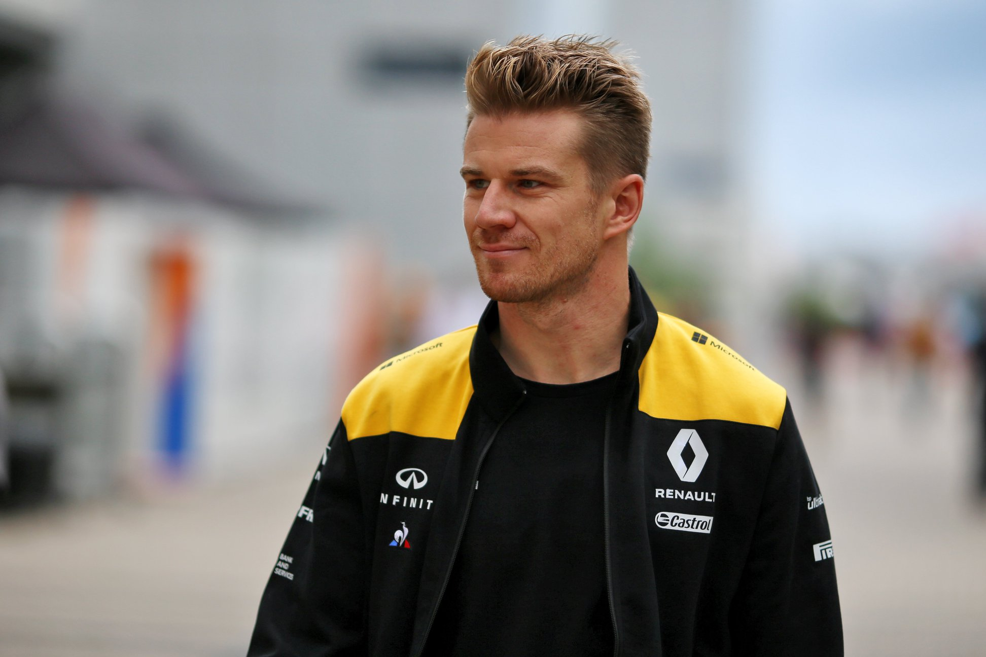 """N. Hulkenbergas neatmeta galimybės lenktyniauti """"IndyCar"""" čempionate"""