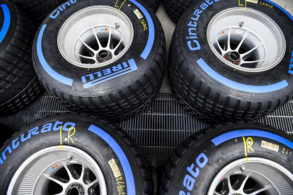 """""""Pirelli"""" pakomentavo savaitgalio rezultatus"""