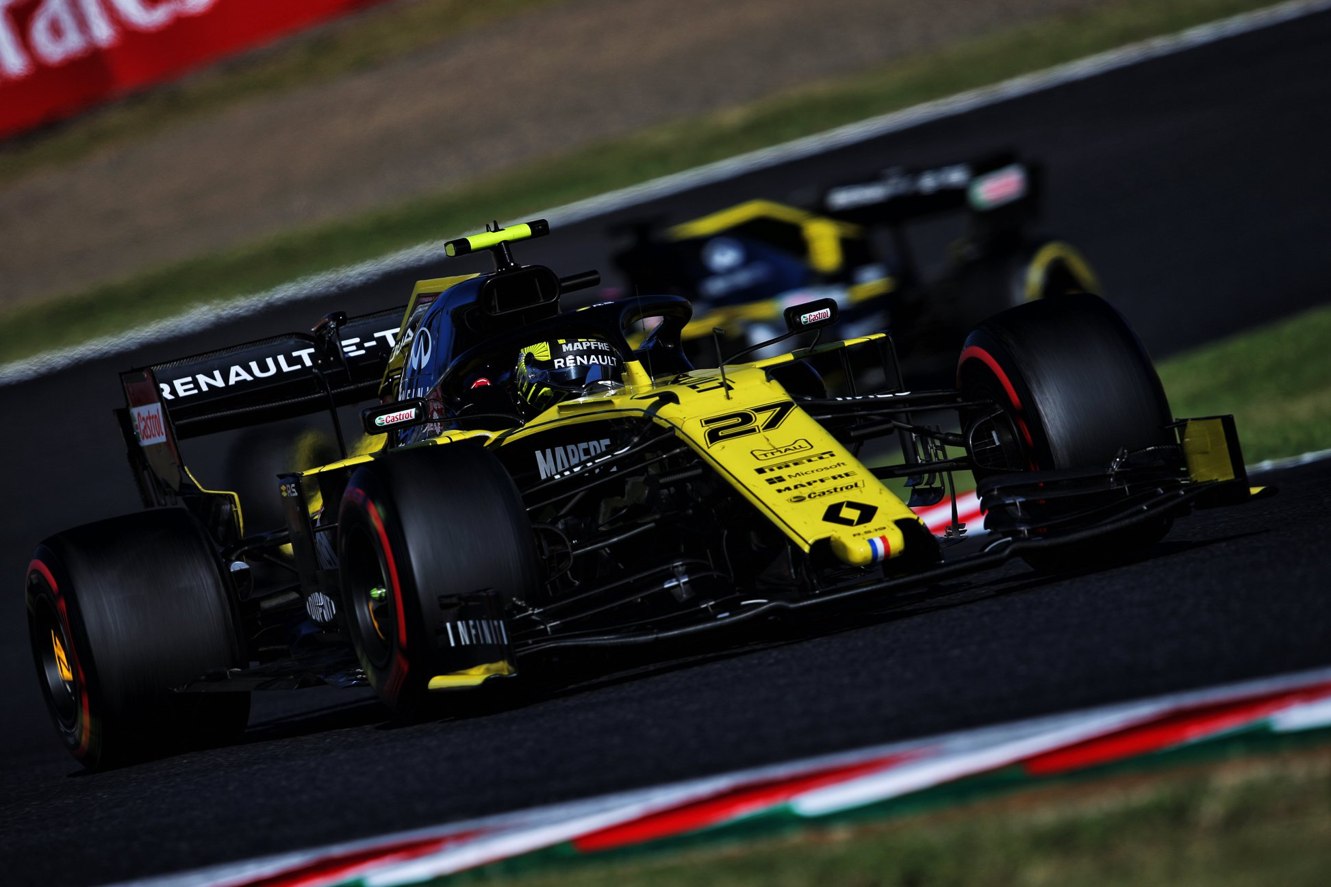 """R. Schumacheris: """"Renault"""" ne pirmą kartą pritraukia dėmesį"""