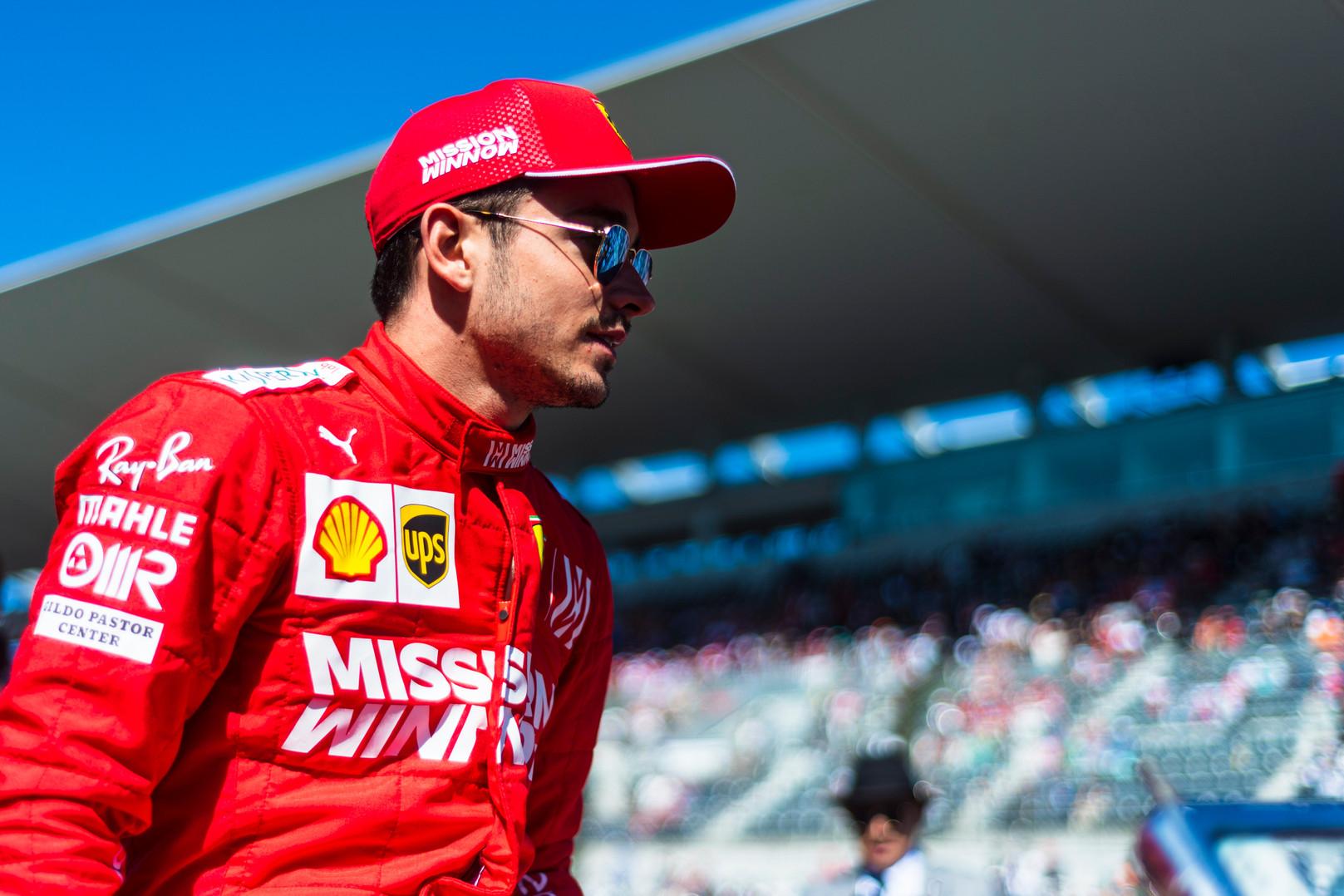 C. Leclercas iškovojo antrąją pergalę virtualiose F-1 lenktynėse, L. Norrisas ir vėl susidūrė su techniniais nesklandumais