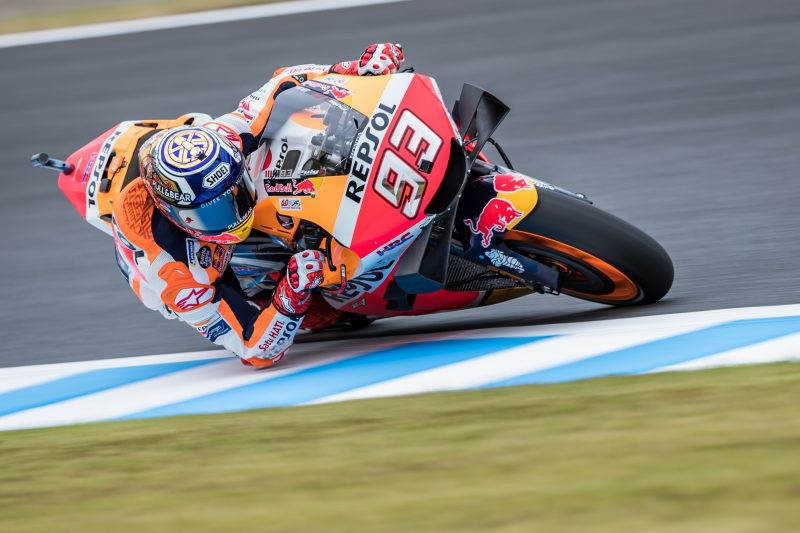MotoGP. Japonijoje - 10-oji M. Marquezo pergalė