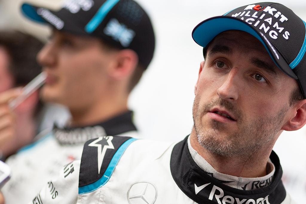 """R. Kubica tapo atsarginiu """"Alfa Romeo"""" komandos pilotu"""