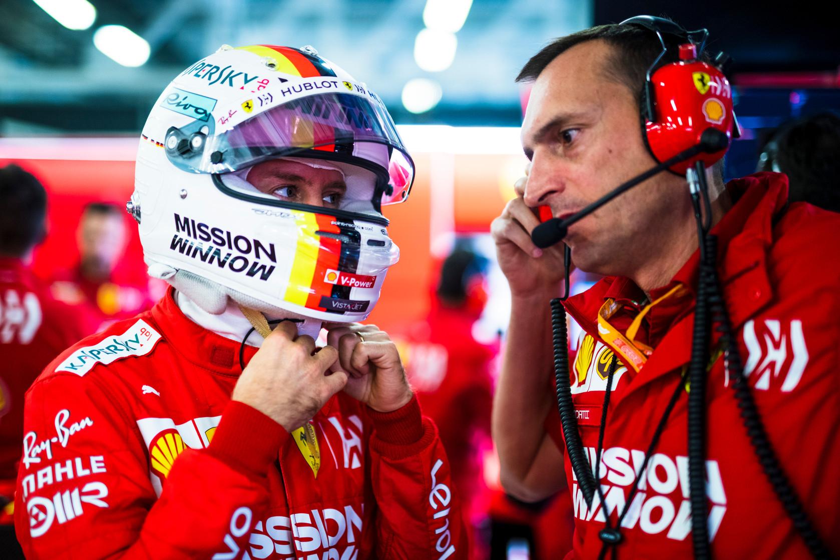 M. Webberis: S. Vettelis nėra linkęs išklausyti kitų nuomonės