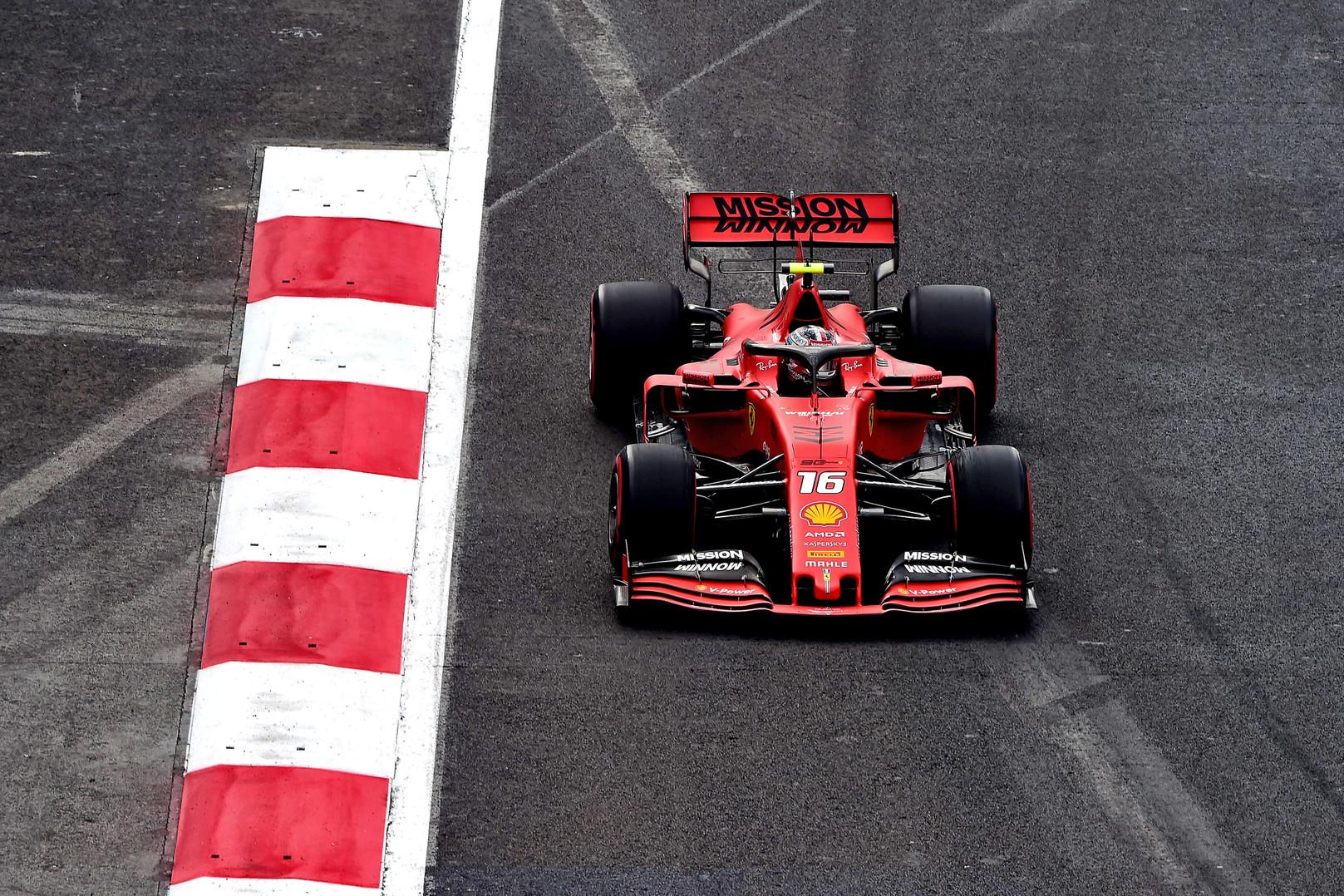 Meksikos GP: greičiausi ratai