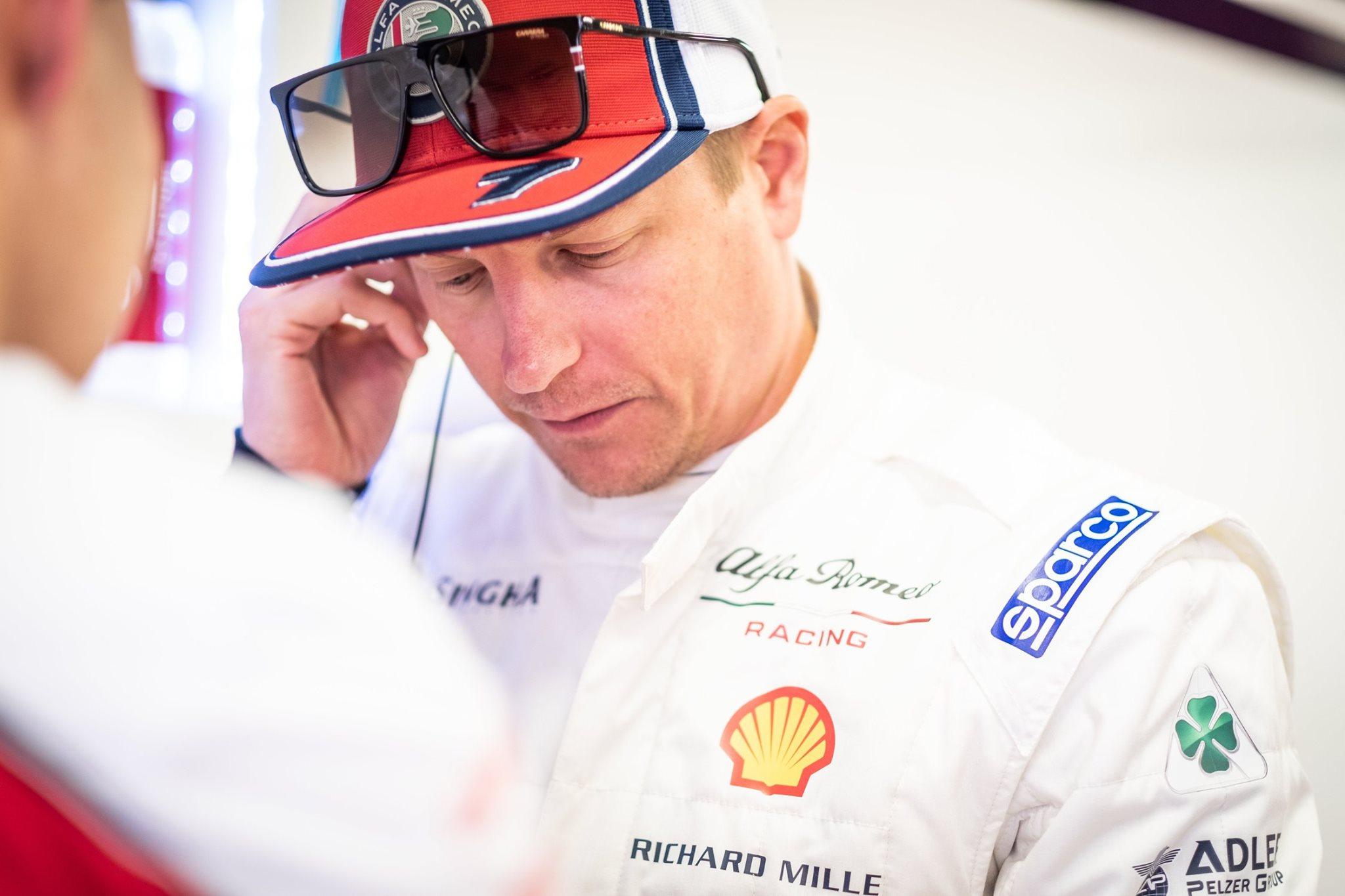 """F. Briatore: """"Ferrari"""" komanda K. Raikkoneno paslaugų turėjo atsisakyti anksčiau"""