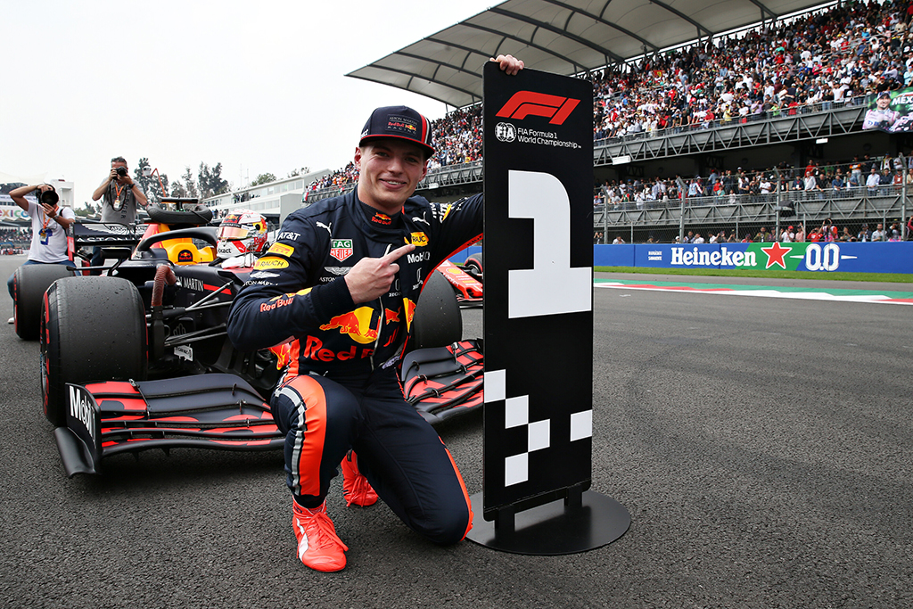 M. Verstappenas: visiems pabodo matyti dažnai laimintį  L. Hamiltoną